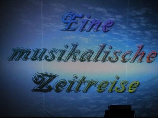 Musikalische Zeitreise